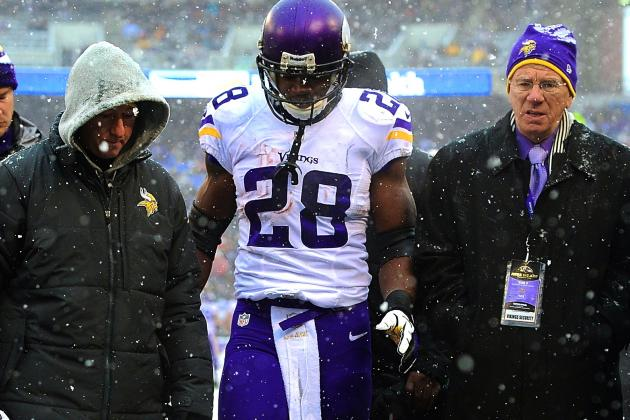 Adrian Peterson Injury: Updates on Vikings Star's Foot and Return
