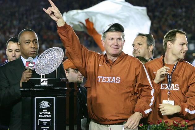 Mack Brown's Texas Football Legacy