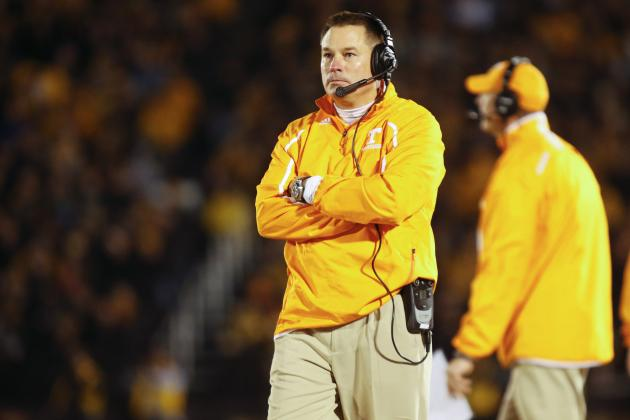 Tennessee Football: Why Butch Jones Is Just the Recruiter the Volunteers Need