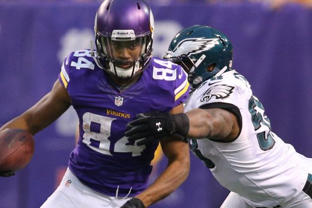 Vikings Win, Expose Flaws in Eagles' Secondary