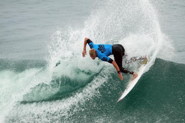 Mick Fanning Is Now One of Surfing's All-Time Greats