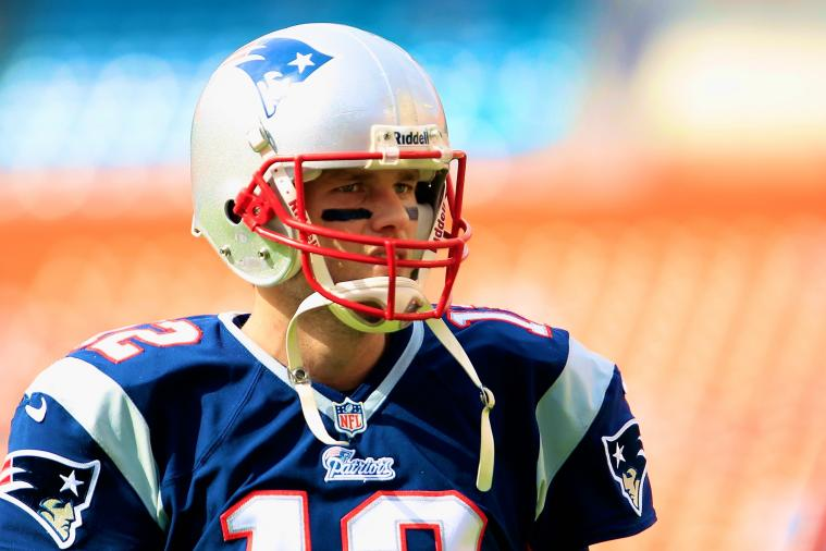 Tom Brady Doesn't Hold Back Criticism of Patriots After Loss to Dolphins