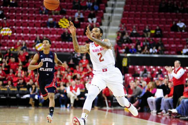 Roddy Peters 'Getting It Done' for Terps