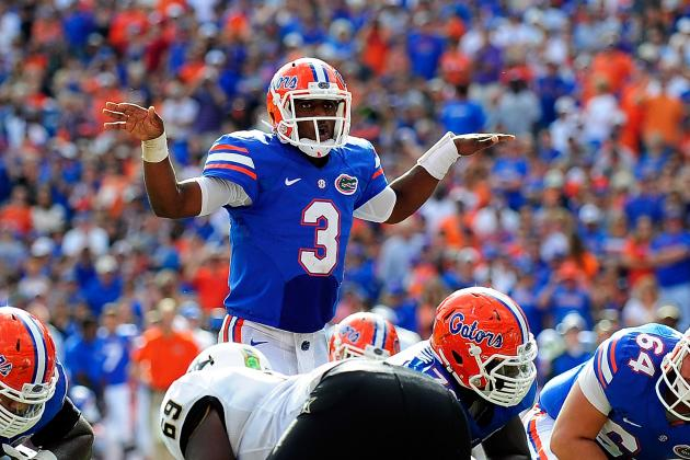 QB Tyler Murphy Set to Transfer from Florida