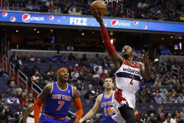 Washington Wizards vs. New York Knicks: Live Score, Highlights and Analysis