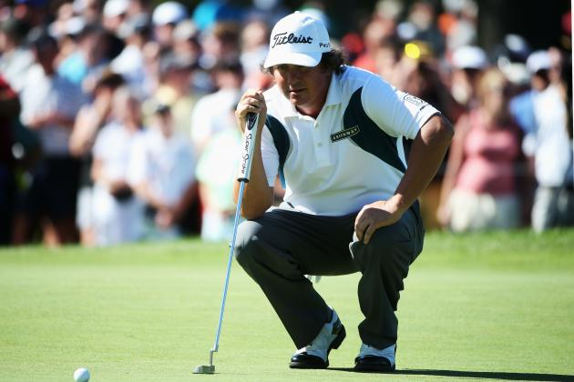 Jason Dufner's Hilarious Putting Gaffe