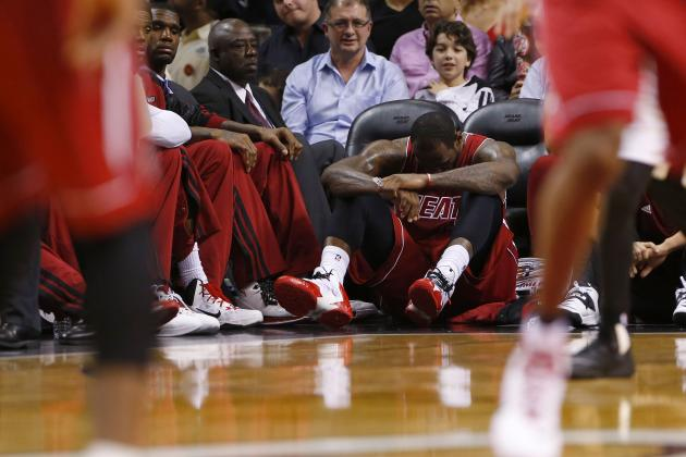 Miami Heat, Banged-Up LeBron James Face Tough Question Before Pacers Showdown