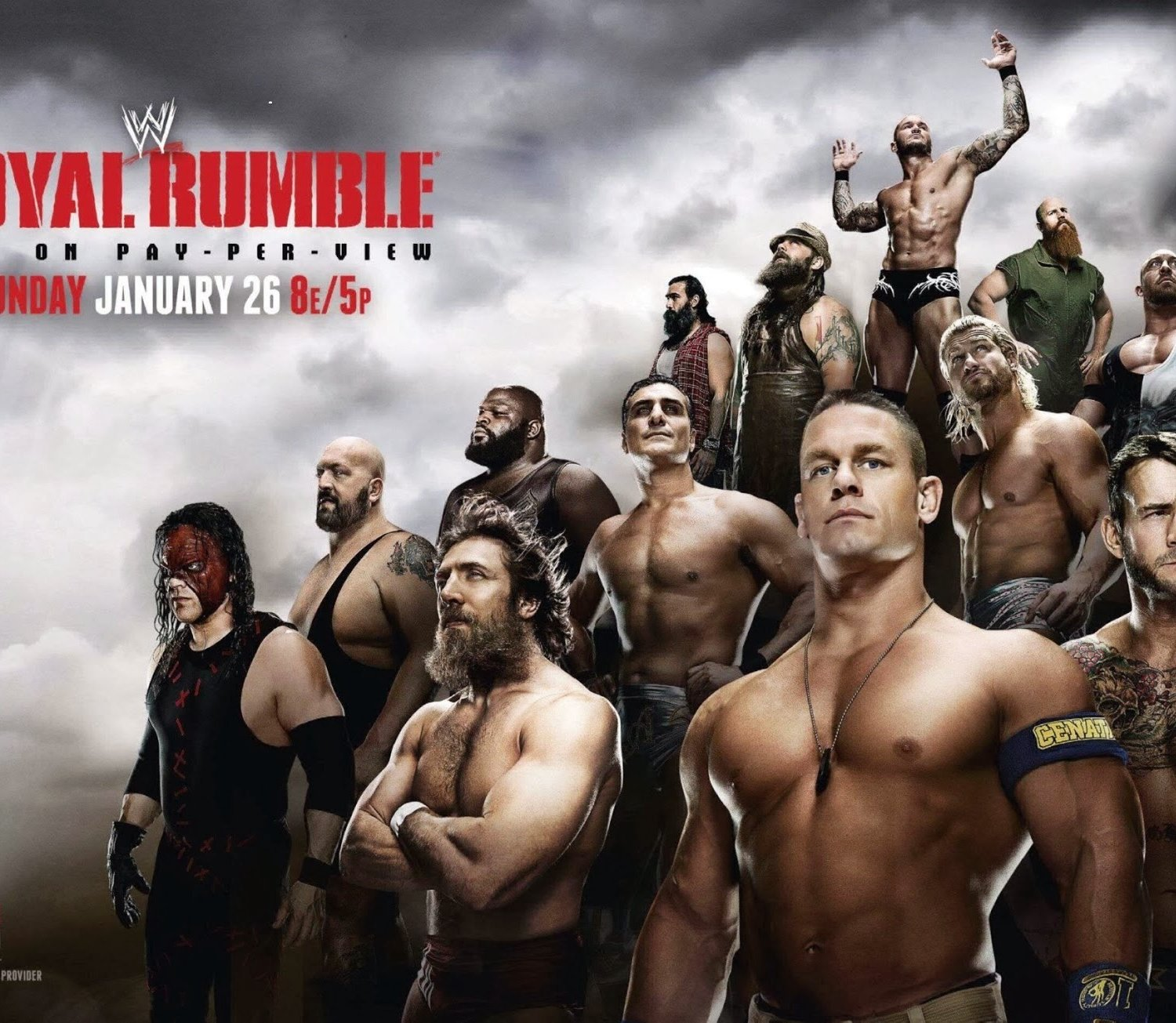 The John Report Wwe Royal Rumble 2014 Preview | Auto