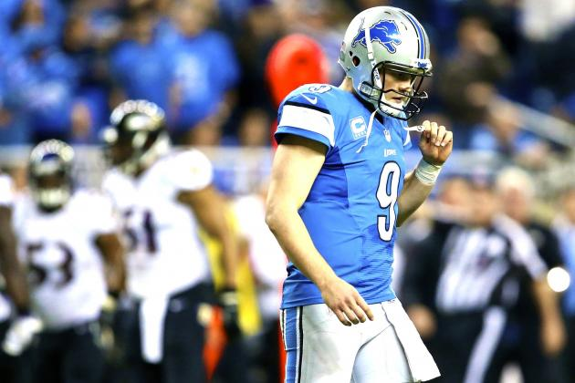 Jim Schwartz, Matthew Stafford Still Not Ready to Take Lions to the Next Level