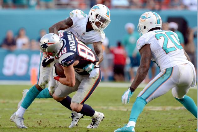 Dolphins Path to Playoffs Is Clear: Win Two and They're in