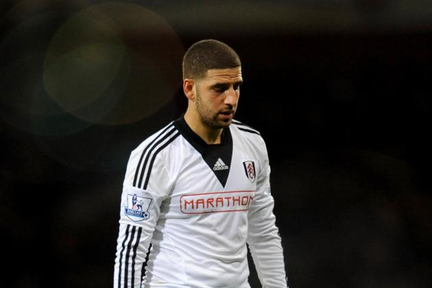 QPR Manager Harry Redknapp Unlikely to Welcome Back Adel Taarabt