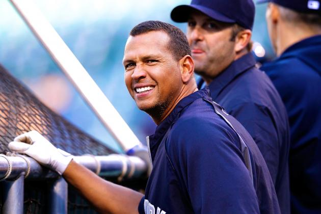 On Deck for A-Rod: Tell-All Book?