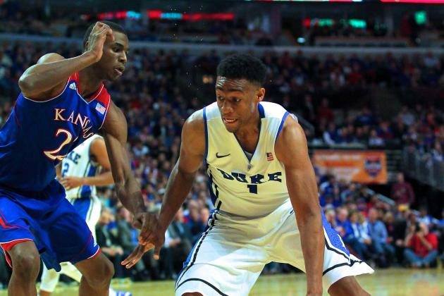 NBA Scouts 'Switching Allegiances' from Andrew Wiggins to Jabari Parker: Report