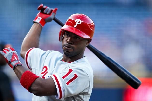 MLB Rumors: Latest Buzz Surrounding Jimmy Rollins, Jonathan Papelbon and More