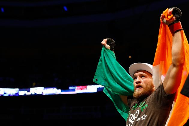 Diego Sanchez or Someone Else? 3 Options for Conor McGregor's Return Fight