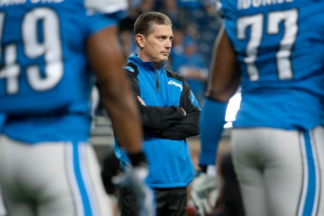 Jim Schwartz's Lions Are Good, but Not Good Enough