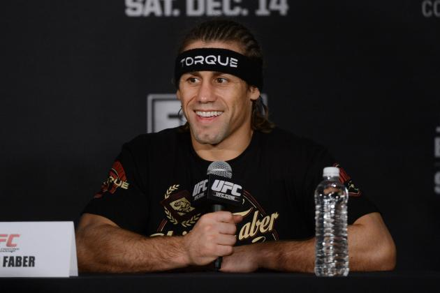 Urijah Faber to Wait for Winner of UFC 169's Cruz vs. Barao