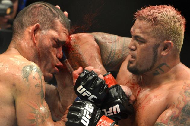Mark Hunt Goes off on TRT, Says Reporter Never Told Him He Was Being Interviewed