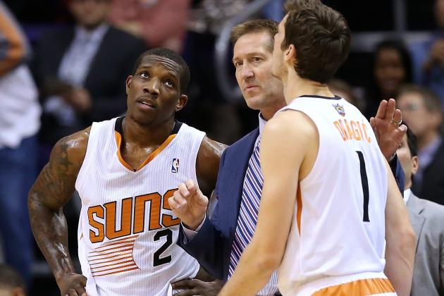 How Phoenix Suns Are Getting Eric Bledsoe-Goran Dragic Backcourt to Thrive