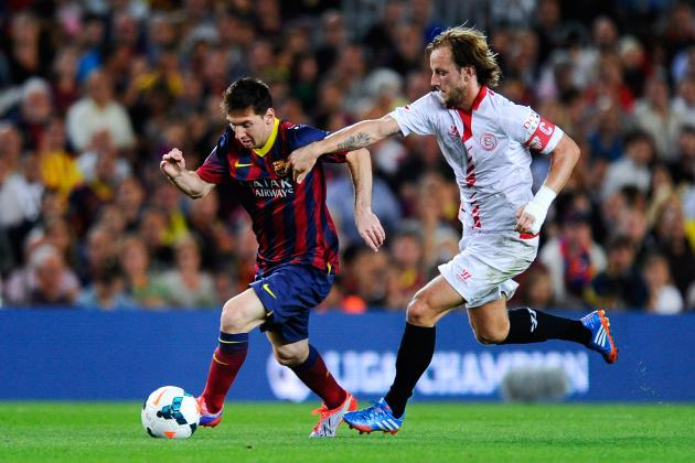 Liverpool Transfer Rumours: Ivan Rakitic Would Justify €40 Million Price Tag