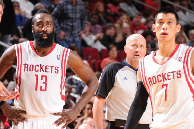 Rockets' James Harden Expects to Play vs. Bulls; Lin Likely out