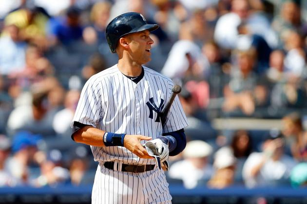 Derek Jeter Should Not Hit 2nd for New York Yankees in 2014