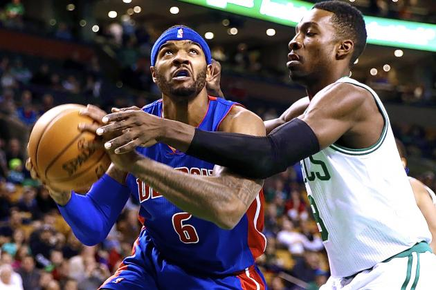 Detroit Pistons vs. Boston Celtics: Live Score and Analysis