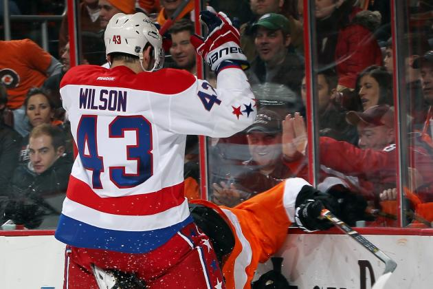 NHL: Assessing the Aftermath of Tom Wilson's Hit on Brayden Schenn