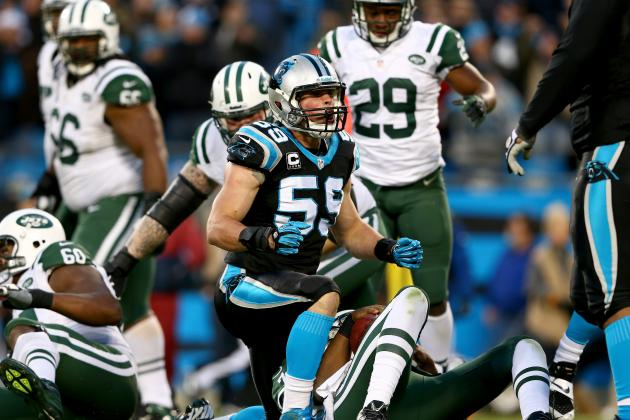 Luke Kuechly: Why He Has Been the Carolina Panthers' MVP for 2013