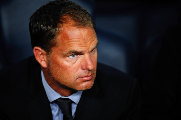 Long Shot Frank De Boer Would Be a Great Fit at Spurs