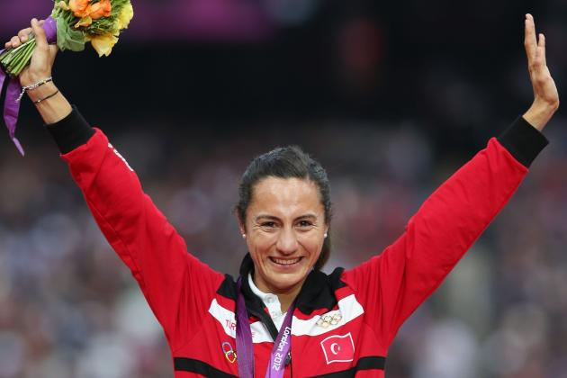 Olympic Champion Cleared in Doping Charge