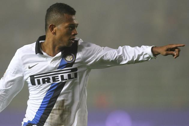 Chelsea Transfer News: Latest on Blues Targets Fredy Guarin and Andrea Ranocchia