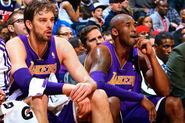Kobe Bryant Will Be Just Fine, but LA Lakers Left to Pick Up the Pieces