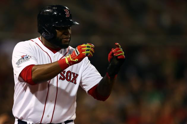 Olney on M&M: 'Let It Play Out' with David Ortiz
