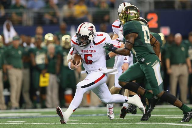 An Early List of Possible Destinations for Ex-Texas Tech QB Baker Mayfield