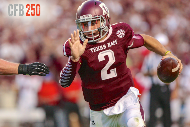 B/R CFB 250: Top 15 Dual-Threat Quarterbacks in College Football