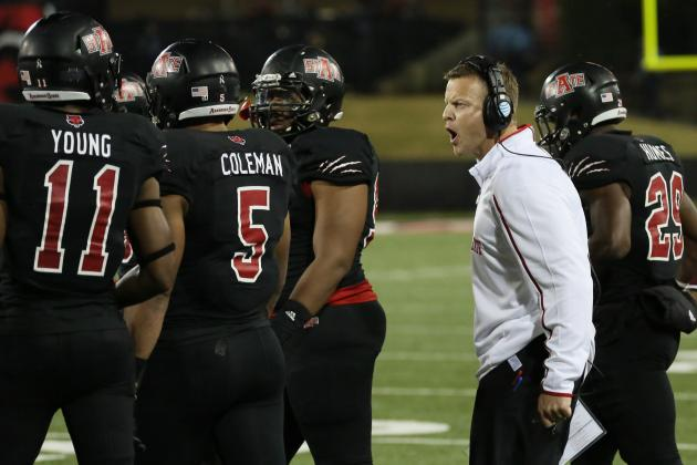 GoDaddy Bowl 2013: Ball State vs. Ark. State TV Info, Predictions and More