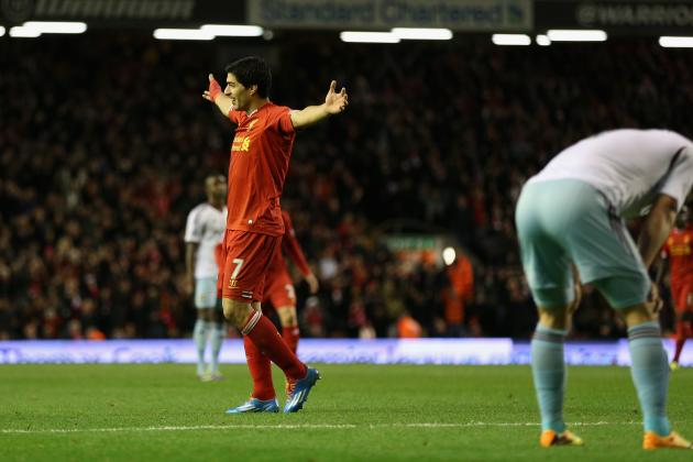 Top 5 Players from Around the World This Weekend: Featuring More Suarez Magic
