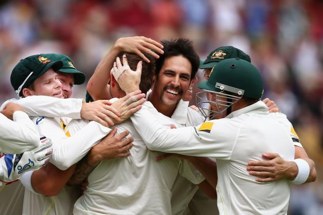 Ashes 2013/14: Player Ratings for Australia After 2nd Test in Adelaide