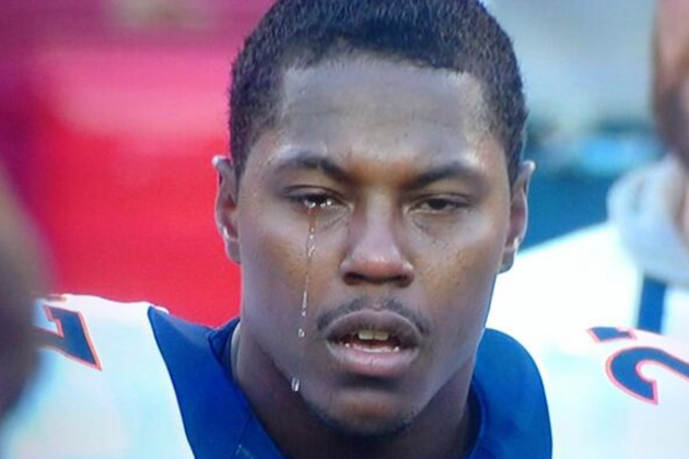 The Biggest Criers in Sports