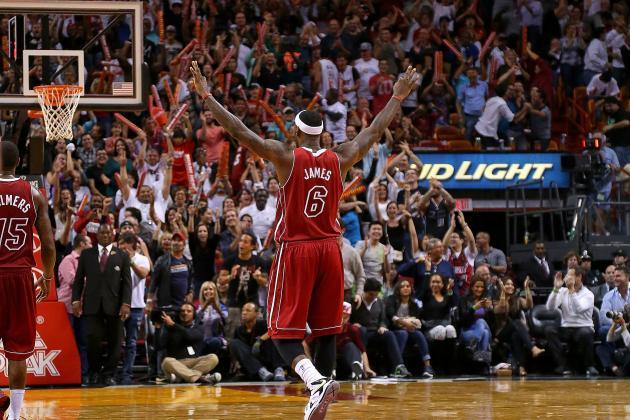 Breaking Down Miami Heat's Ideal 5-Man Lineup
