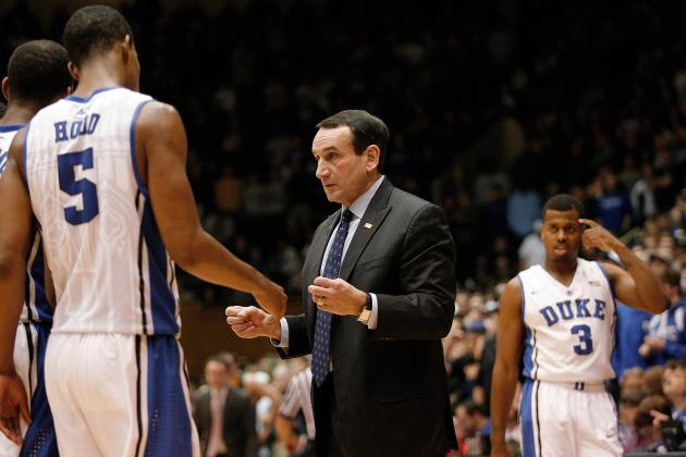 Duke Basketball: Blue Devils' Best Situational Lineups in 2013-14