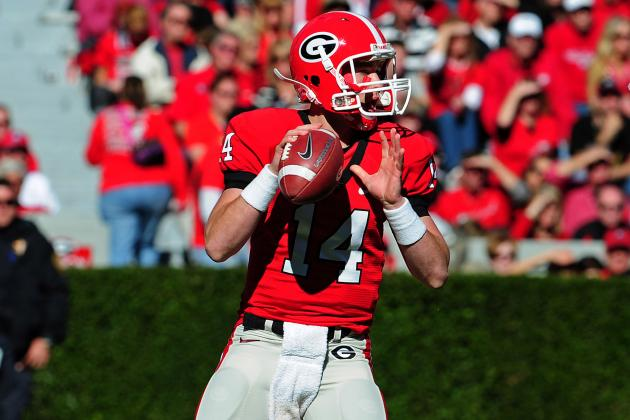 Georgia Football: Previewing the Hutson Mason Era
