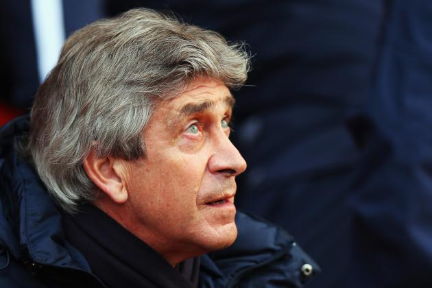 Paper News and Gossip: Pellegrini Math Mistake, Moyes Restores Hairdryer