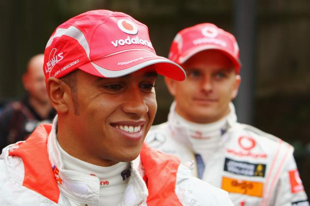When Did Lewis Hamilton Last Dominate a Teammate?