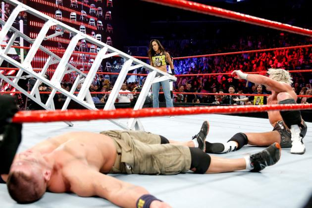 WWE TLC 2013: 7 Greatest Matchups in PPV's History
