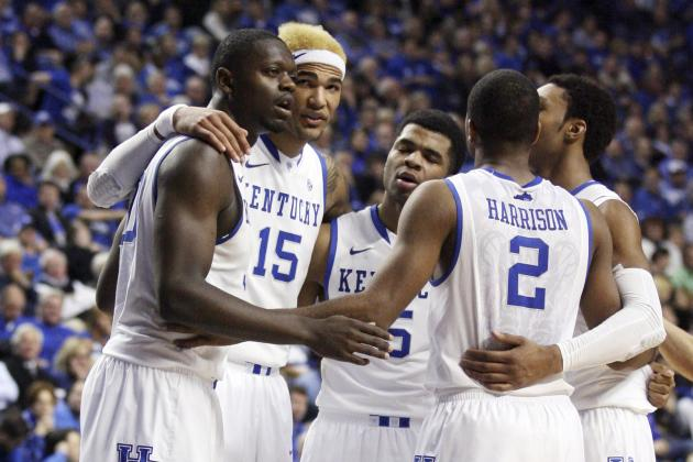 Kentucky Basketball: Biggest Improvements Wildcats Have Made in 2013-14