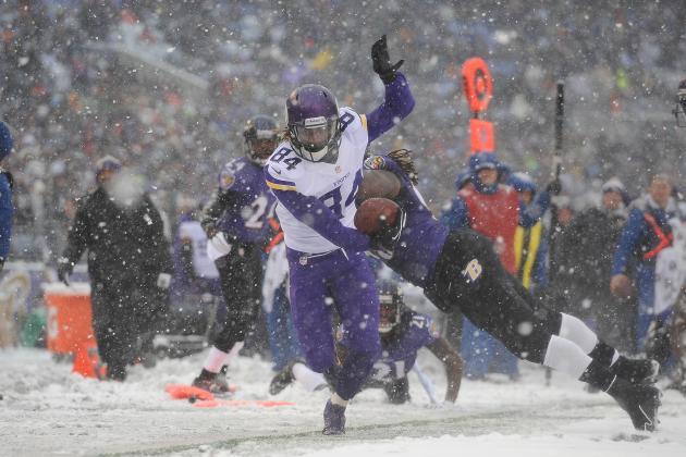 Top 25 NFL Rookies Heading into Week 15