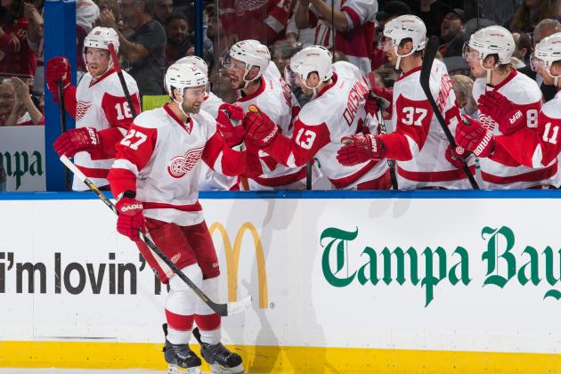 One Improvement Each Detroit Red Wings Line Must Make