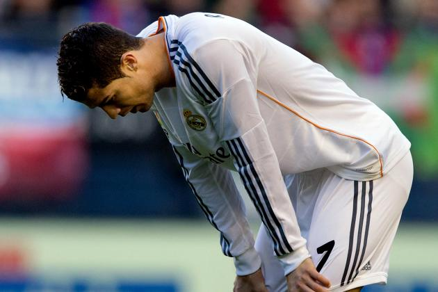Real Madrid: Best and Worst from Saturday's 2-2 Draw with Osasuna